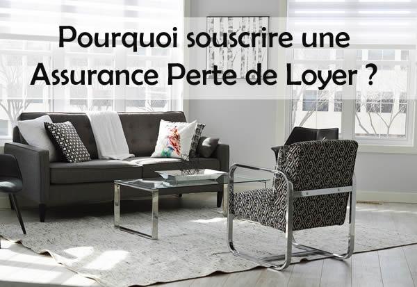 Pourquoi souscrire une assurance perte de loyer ?