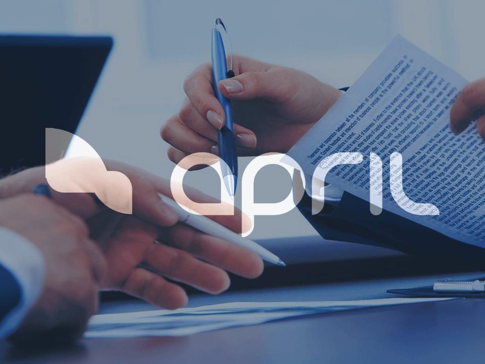 L'offre Responsabilité Civile Professionnelle d'April